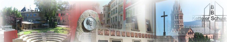 Ketteler-Schule Mainz Grafik-Collage